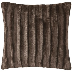 Duke Faux Fur Square Pillow