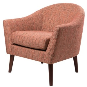 Grayson Mid-Century Accent Chair