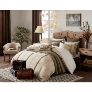 Chateau Comforter Set -King