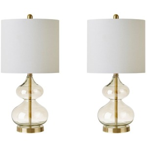Ellipse Table Lamp Set Of 2