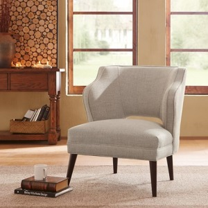 Cody Open Back Accent Chair