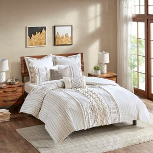 Imani 8 PC King Bedding Set