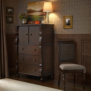 Beckett Highboy Chest
