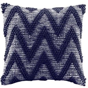 Chevron Woven Square Pillow