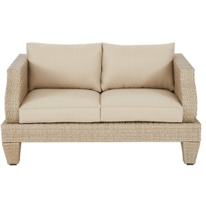 Jaydon Outdoor Loveseat