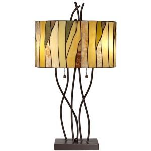 Oak Vine Table Lamp