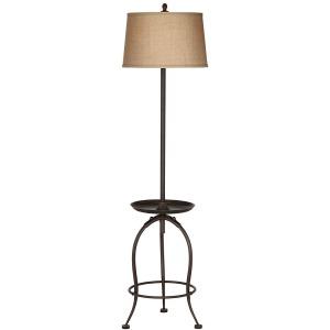 Ellerby Floor Lamp W/tray