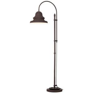 Industrial Gear Downbridge Floor Lamp