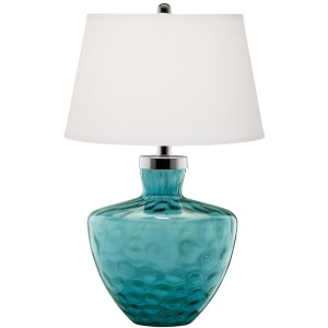 Aqua Cascade Table Lamp