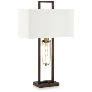 Magee Bronze Table Lamp