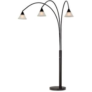 Archway Floor Lamp- Dark Bronze