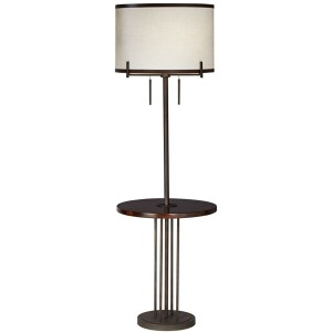 Soledad Floor Lamp W/tray