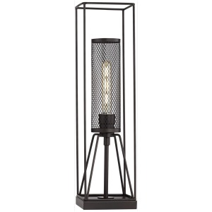 Industrial Oil Rubbed Bronze Finish Lamp