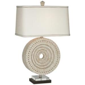 Aztec Table Lamp