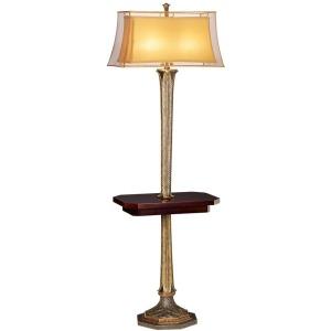 Palace Retreat Floor Lamp W/tray