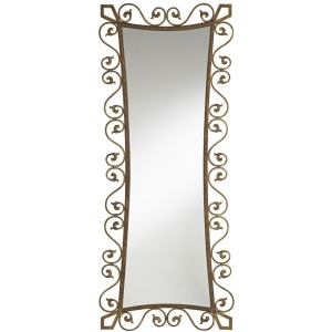 Liana Mirror - Gold