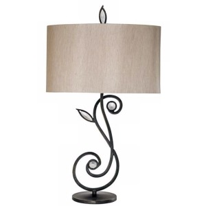 Garden Symphony Table Lamp