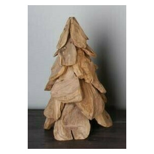 Small Wooden Tree - Natural