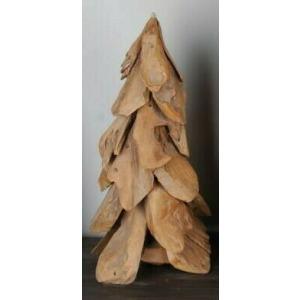 Medium Wooden Tree - Natural