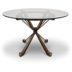Denver Metal Dining Table Base