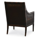 Belvedere Cane Lounge Chair