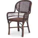 Antique Cane Arm Chair
