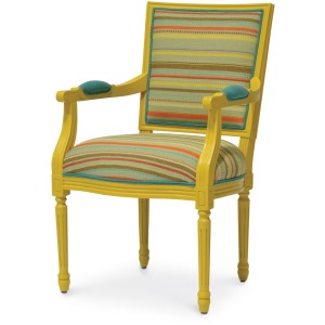Espadrille Chair (nfs)