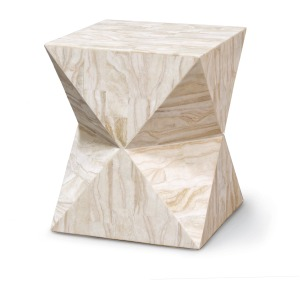 Triton Stone Side Table