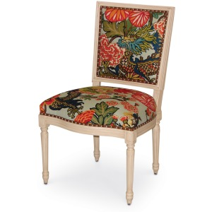 Lyon Square Back Chair In Com (nfs)