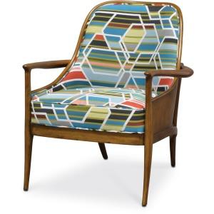 Woodland Veneer Back Chair In Com (nfs)