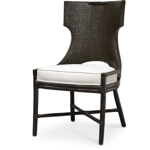 Caprice Side Chair, Espresso