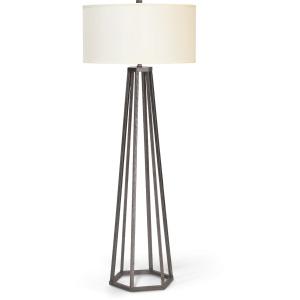 Aria Hex Floor Lamp