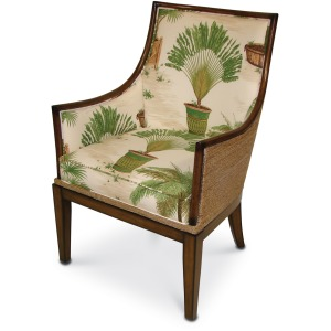 Edgewater Occasional Chair In Com