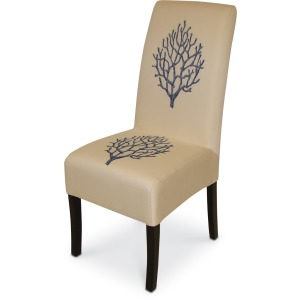 Hudson Upholstered Chair In Com (nfs)
