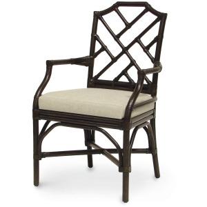 Pavilion Arm Chair, Dark Brown
