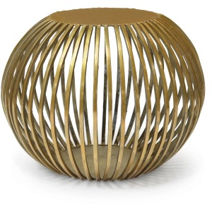 Stella Side Table, Gold