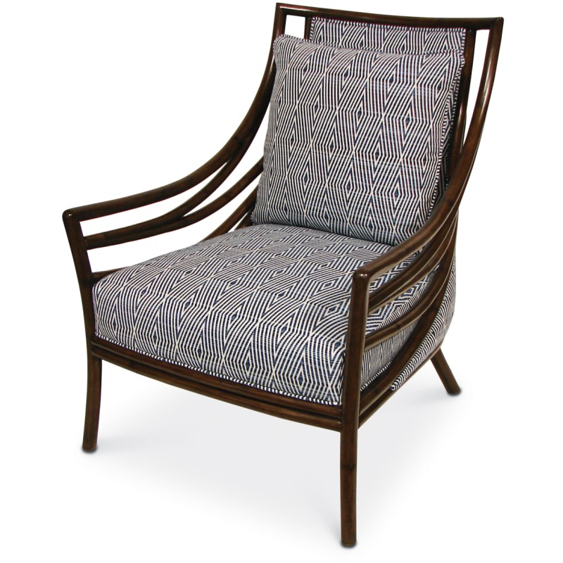 Crescent Lounge Chair In Com (nfs)