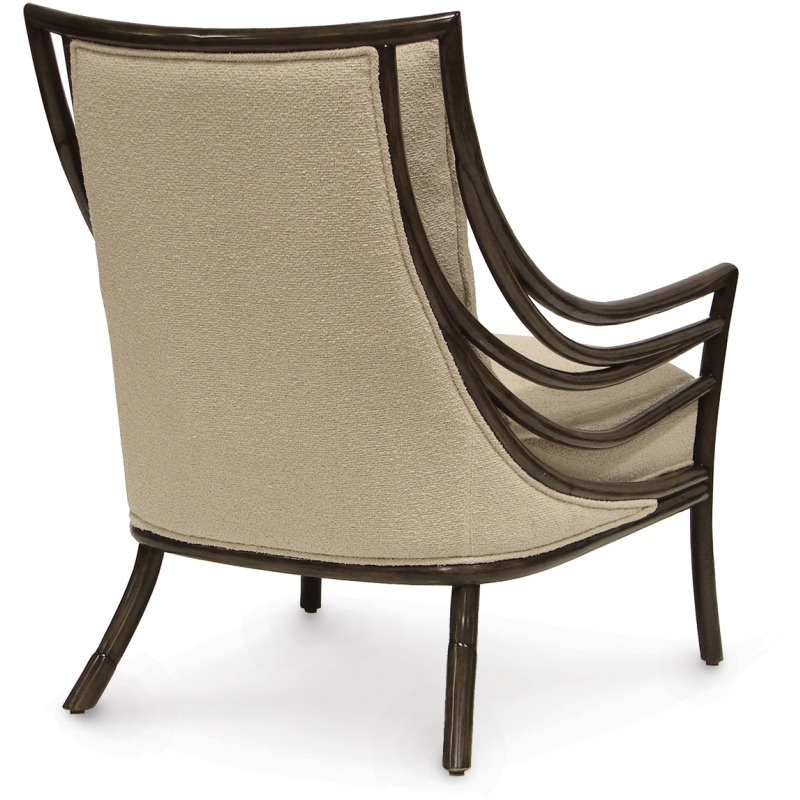 Crescent Lounge Chair