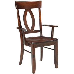 Keystone Arm Chair