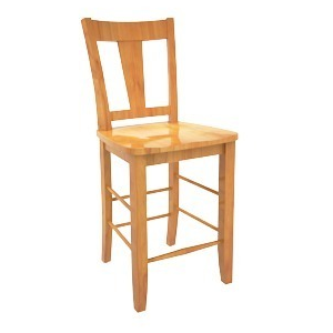 Bakersfield Stationary Bar Stool