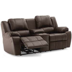 Delaney Loveseat Console Pwr