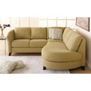 Alula 2 PC Sectional