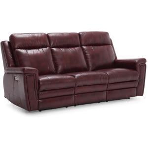 Asher Sofa Power Recliner w/ Power Headrest