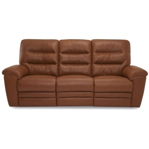 Keiran Sofa Power Recliner with Power Headrest & Power Lumbar