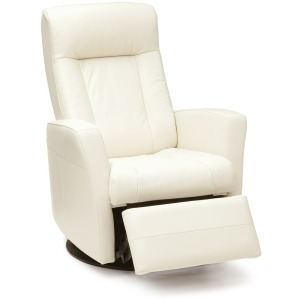 Banff Swivel Glider Manual Recliner