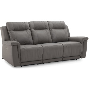 Riley Power Recliner Sofa w/ Power Headrest