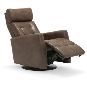 Swivel Glider Recliner Pwr