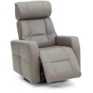 Myrtle Beach Swivel Glider Manual Recliner