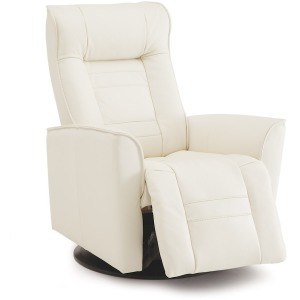 Glacier Bay Swivel Glider Power Recliner