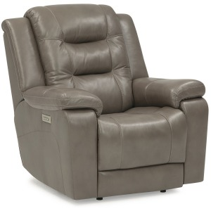 Leighton Wallhugger Power Recliner with Power Headrest